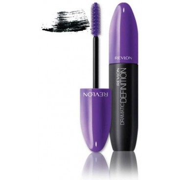 Mascara Dramatic Definition Revlon 201 Blackest Black