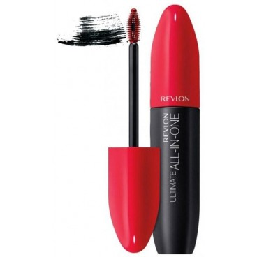 Mascara Ultimate All In One Revlon 501 Blackest Black