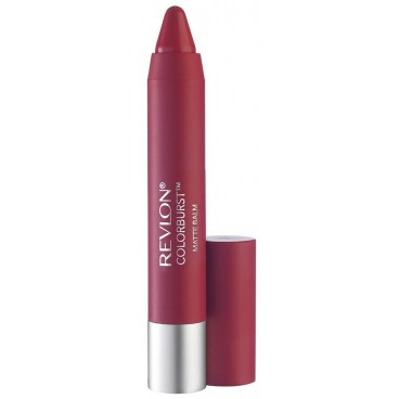 Baume à lèvres ColorBurst Crayon Mat Revlon 225 Sultry