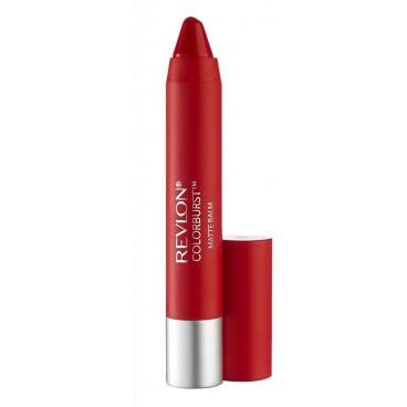 Baume à lèvres ColorBurst Crayon Mat Revlon 240 Striking