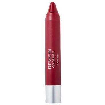 Baume à lèvres ColorBurst Crayon Mat Revlon 270 fiery