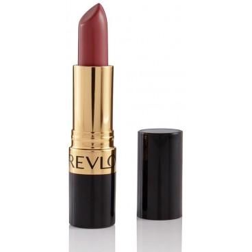 Rouge à lèvres Super Lustrous Revlon 535 Rum Raisin