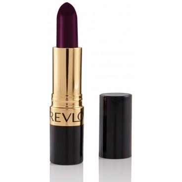 Rouge à lèvres Super Lustrous Revlon 663 Va Va Violet