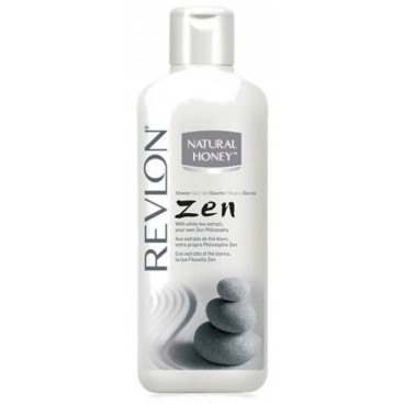 Gel Douche Natural Honey Zen Revlon 650 ml