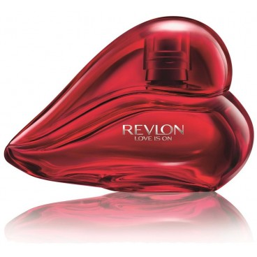 Eau de Toilette Love is On Revlon 50 ml