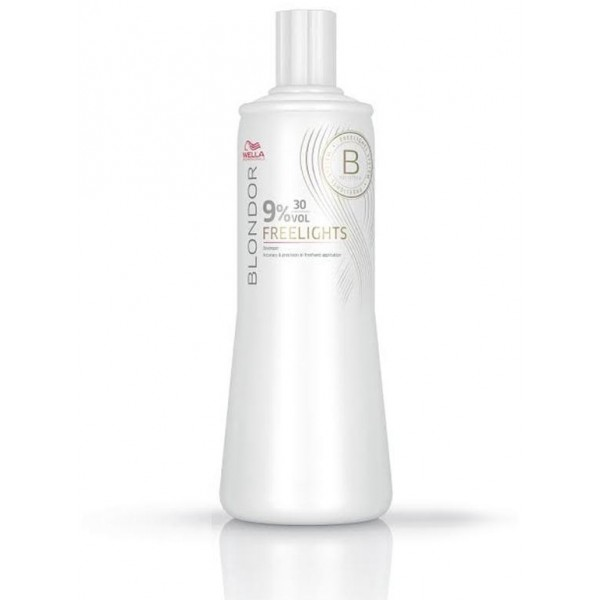 Oxydant Blondor Freelights 9% 30v 1000 ML