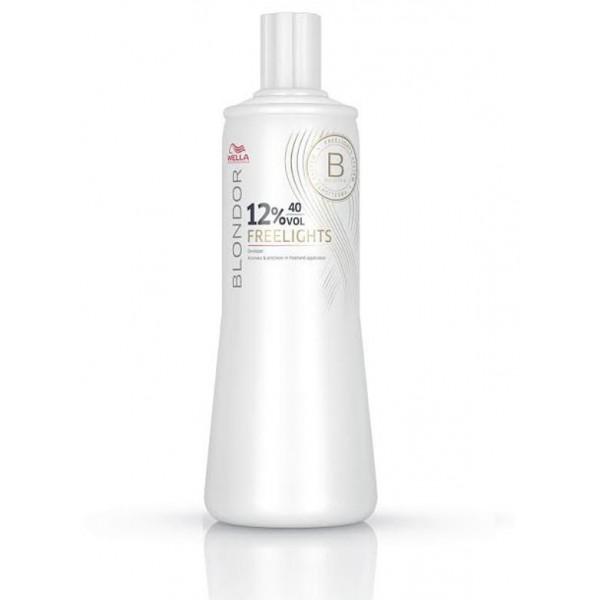 Oxidante Blondor Freelights 12% 40v 1000 ml