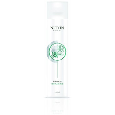 Nioxin Niospray Fixation Normale Light-Plex 400 ml