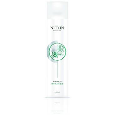Nioxin Niospray Fixation Normale Light-Plex 400 ml