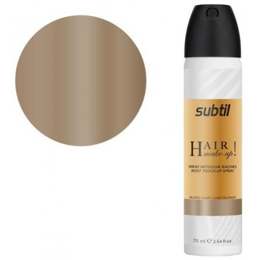 Spray Subtil Hair Make-up Blond Clair