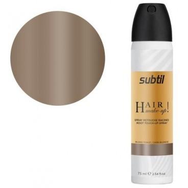 Spray Subtil Hair Make-up Blond Foncé