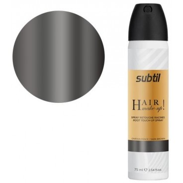 Spray Subtil Hair Make-up Châtain Foncé