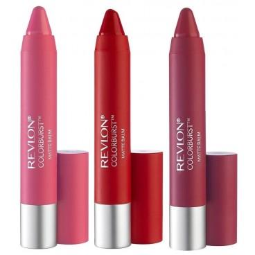 Rouge à lèvres Revlon ColorBurst Baume Mat (Par déclinaison)