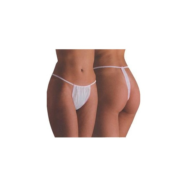 50 Mujer desechable bragas