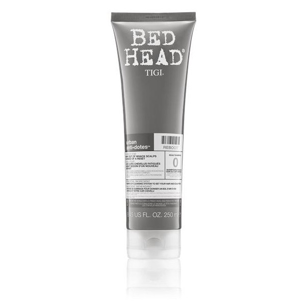 Shampooing Reboot Tigi Bed Head for Men - 250 ML