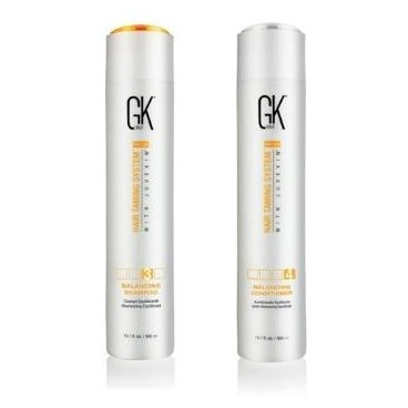 GKHair Pack Shampoing et Conditioner Balancing 300 ml