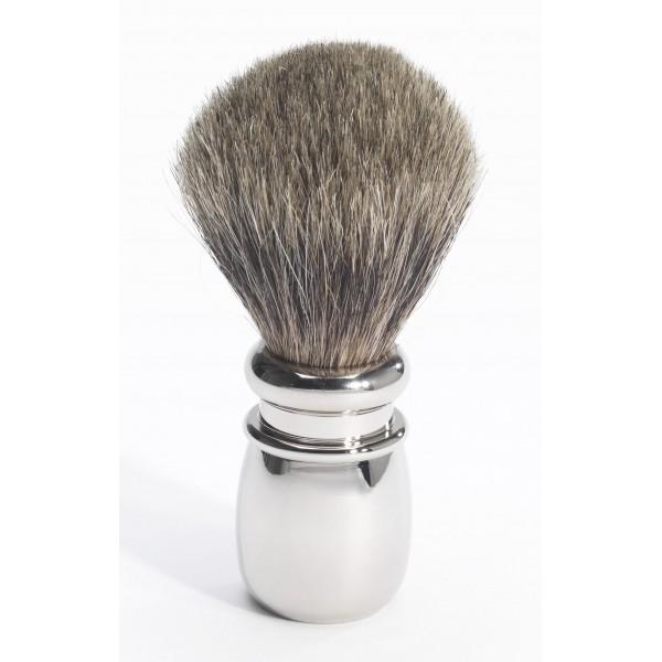 El tejón de afeitado 100% Pure Badger moda
