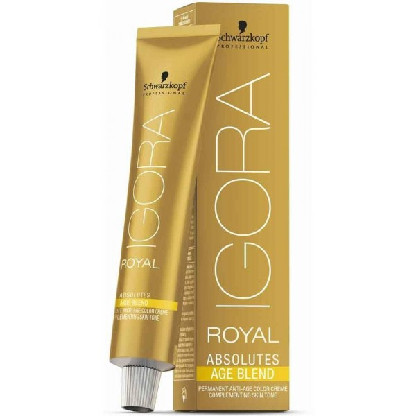 Igora Royal Absolute Age Blend (By declinations)