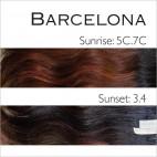 Balmain Extension Hair Dress Barcelona 40 CM