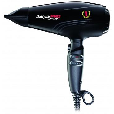 Sèche-cheveux ionic Rapido Original 2200W Babyliss Pro
