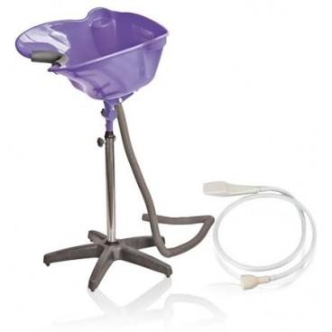 Pack Bac de lavage Nouméa Violet + douchette