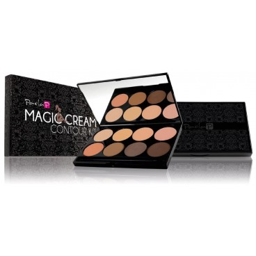 PaolaP Palette Contouring Magic Cream 8 coloris