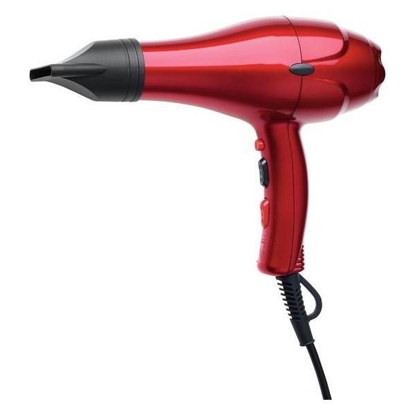 Secador de pelo Dréox Rojo Semi-Compactas 2000 vatios