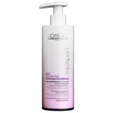 Crème Nettoyante Liss Unlimited No Poo/Low Poo 400 ML