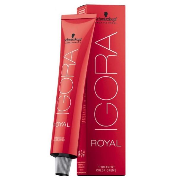 Igora Royal Mix 9.5-1 blond pastel cendré 60 ml