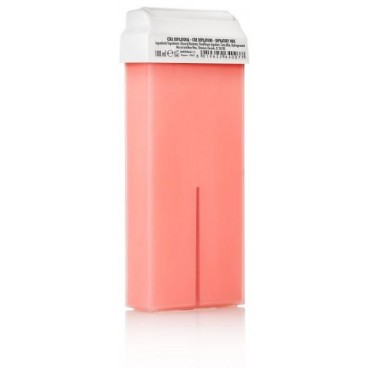 Cartouche Cire Liposoluble Titane Rose  80ml