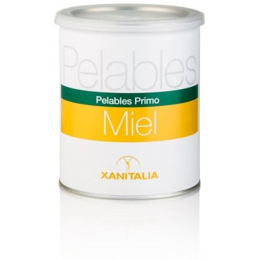 Cire Pelable Pot Miel Xanitalia 800 ml
