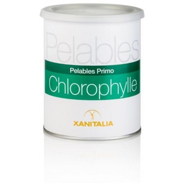 Cire Pelable Vert Chlorophylle Pot Xanitalia 800ml