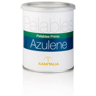 Cire Pelable Pot Azulène Xanitalia 800 ml