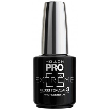 Vernis Extrême Top Coat Gloss Mollon Pro