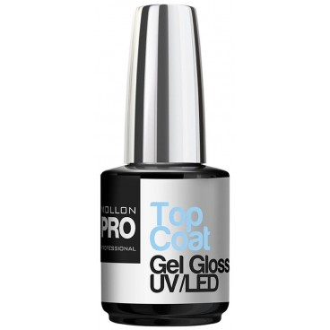 Top Coat Gloss UV/Led Mollon Pro 12 ml