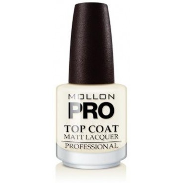 Top Coat Matt Lacquer Mollon Pro