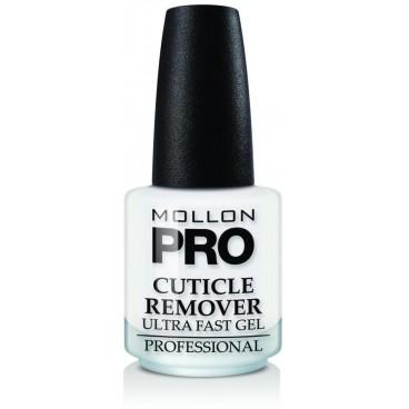 Cuticle Remover Ultra Fast Gel Mollon Pro 15 ML