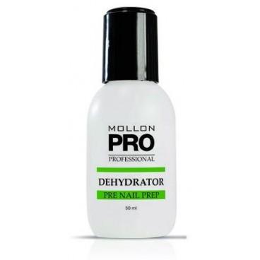 Primer Dehydrator Pre Nail Prep Mollon Pro 50 ml