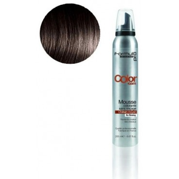 Mousse colorante Formul Pro Chatain Moyen 200 ML