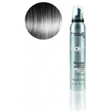 Mousse colorante Formul Pro Gris Perle 200 ML