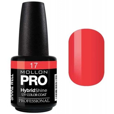 Vernis Semi-Permanent Hybrid Shine Mollon Pro Tropical - 17