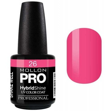 Vernis Semi-Permanent Hybrid Shine Mollon Pro Alice - 26
