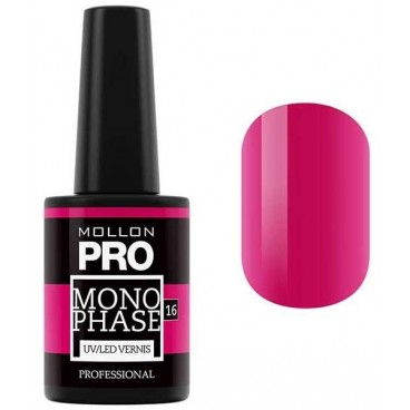 Vernis Semi-Permanent Monophase Mollon Pro 10ml Helena - 16