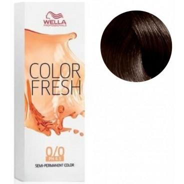 Colore fresco naturale scuro Brown Castagno 3/07 75 ML