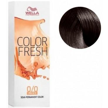 4/07 colore fresco naturale castano 75 ML
