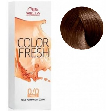 Color Fresh 5/07 Chestnut Light Natural Brown 75 ML