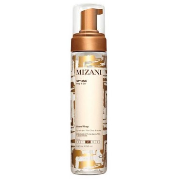 Mizani Styling Foam Wrap Mousse Enrobante Prep&Set 250 ml