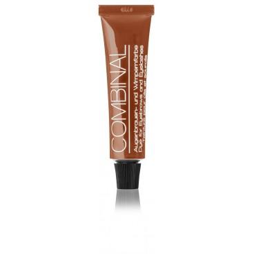 Ciglia e sopracciglia colorazione COMBINAL Brown 15 ml