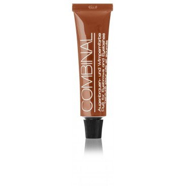 Wimpern und Augenbrauen färben COMBINAL Brown 15 ml
