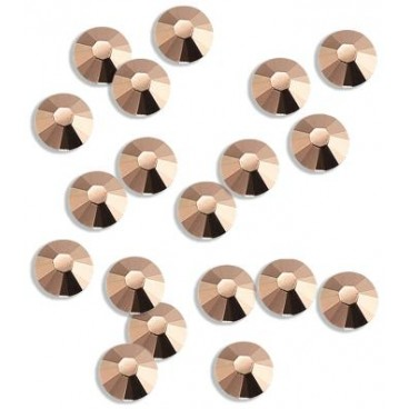 Strass pour ongles Peggy Sage Crystal Rose Gold